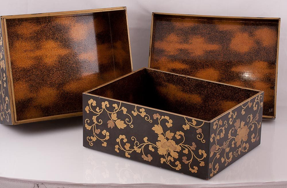 Japanese Lacquered Box