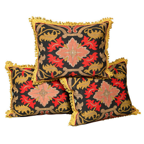 Spanish Tapestry Pillow