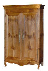 Louis Philippe Cherry Armoire
