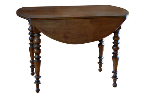 Cherry Table Drop Leaf Table
