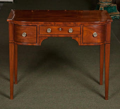 Regency Side Table or Lowboy