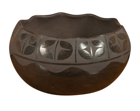 Native American Pottery Bowl