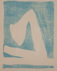 Lithograph by Robert Motherwell