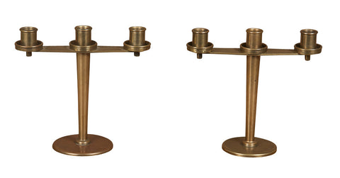 Art Deco Tiffany Candelabra