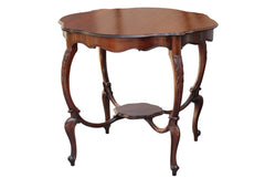 Octagonal Italian Center Table