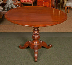 Louis Philippe Center Table