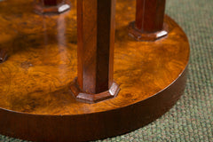 Pair of Art Deco Stools or Benches
