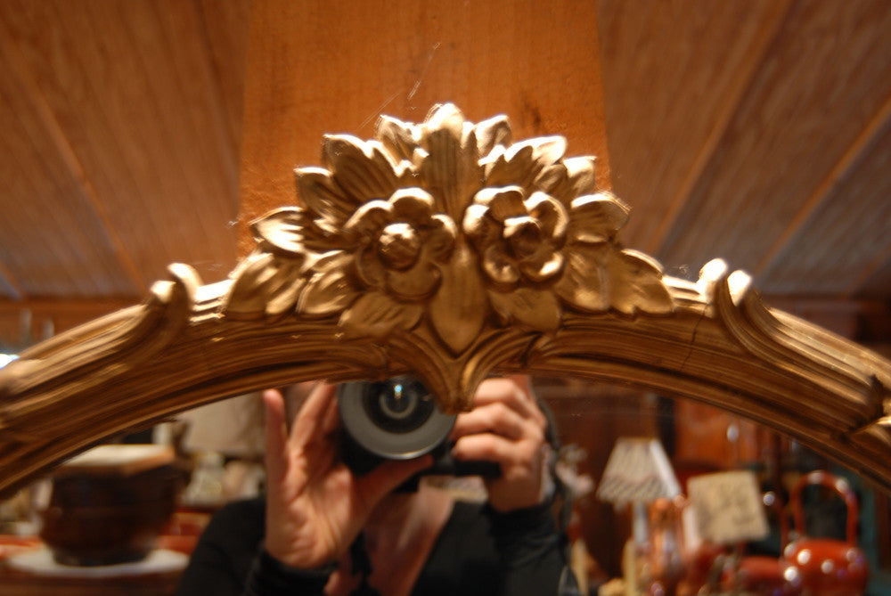 French Convex Mirror