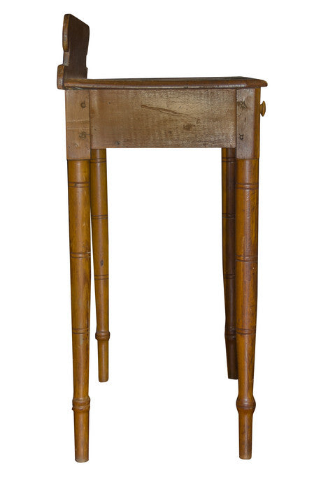 Early American Bedside Table