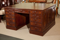 Late 19th Century Partners Desk