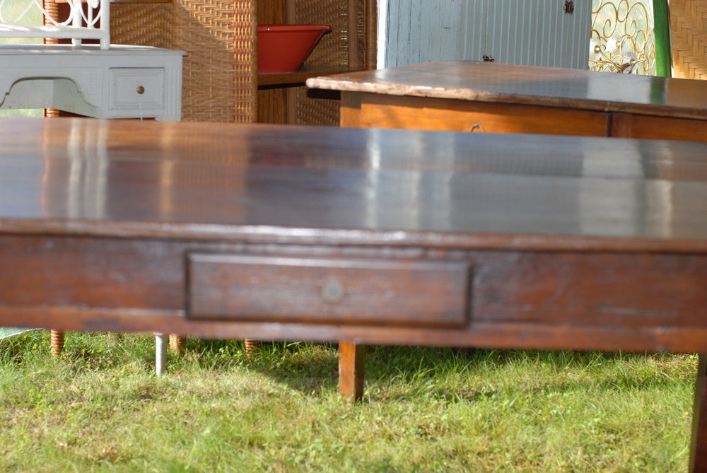 Late 18 Century French Farm Table