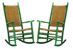 Pair of American Rocking Chairs