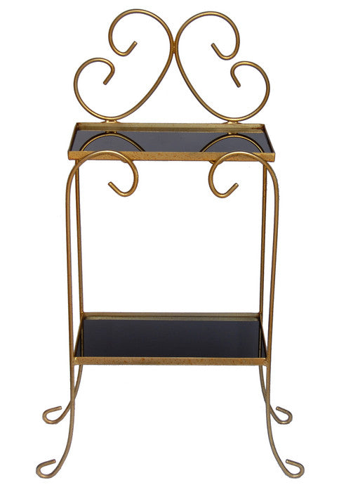 Art Nouveau Bedside Tables