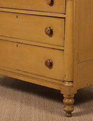 American Pine Chest of Drawers