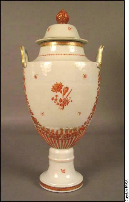 Chinese Export Urn