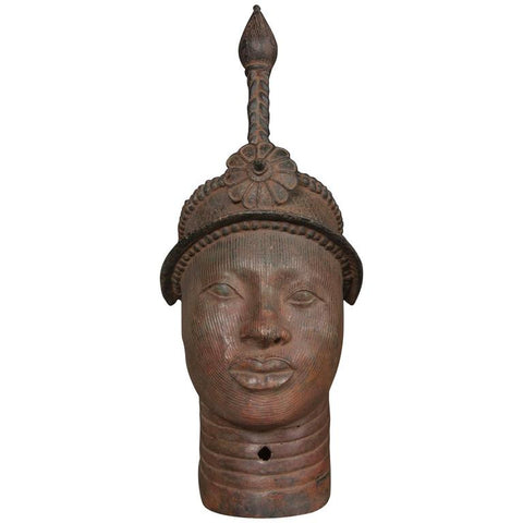 Nigerian Metal Sculpture