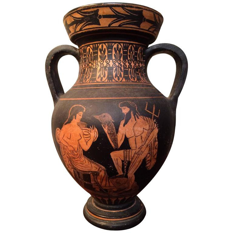 Classical Greek Vase Avery Dash Collections
