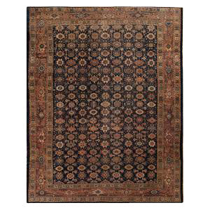 A 19th Century Hamadan Carpet