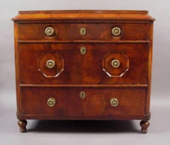 Diminutive Biedermeier Chest