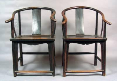 Merveilleux Chinese Chairs