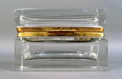 Cut Crystal Box