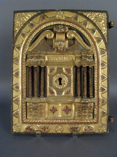 18th Century Tabernacle Door