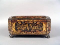 Chinese Lacquer Box