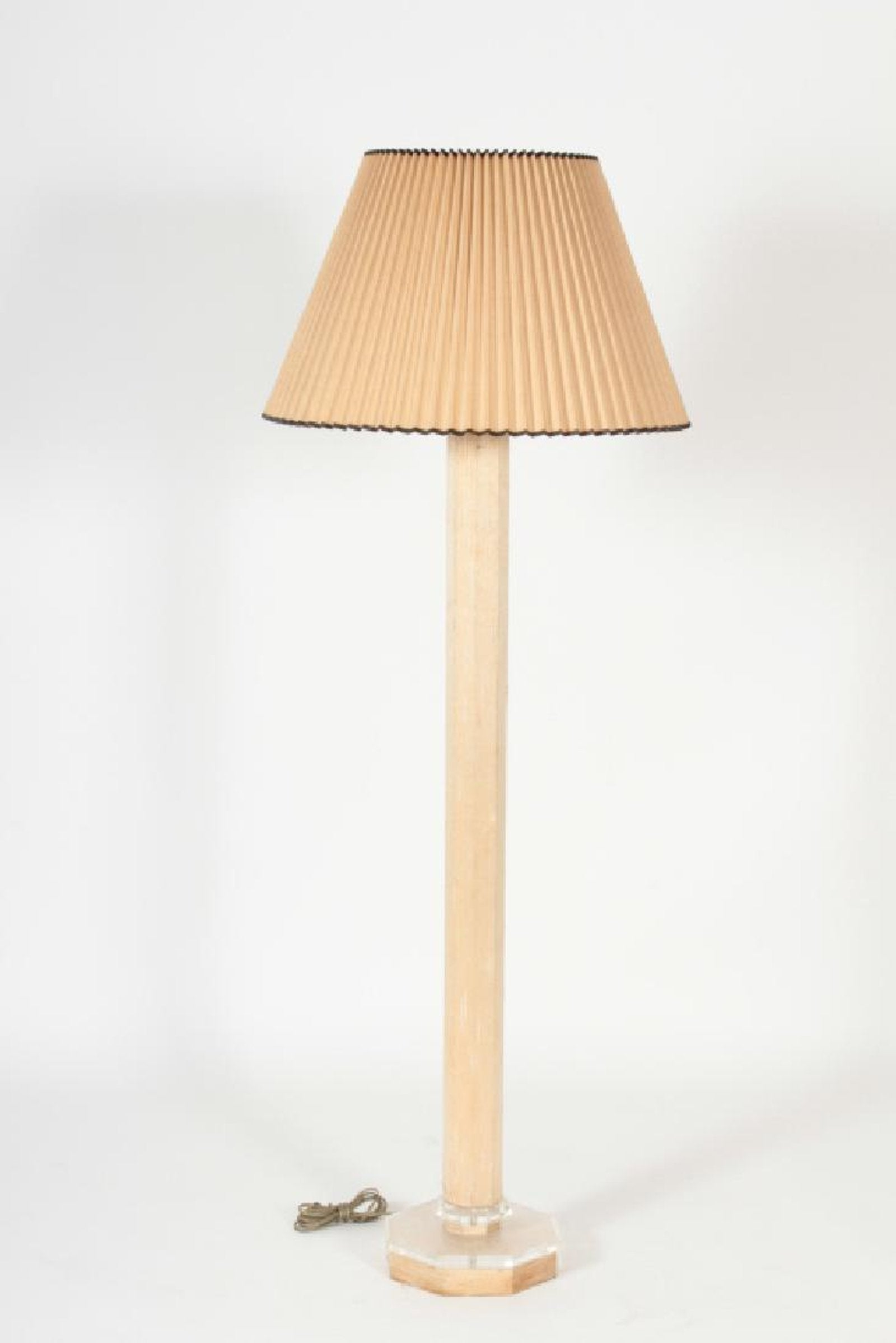 Standing Floor Lamp Possibly Karl Springer