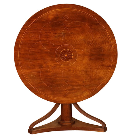 A 19th Century Biedermeier Table