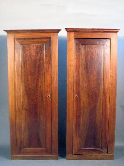 French Corner Cabinets