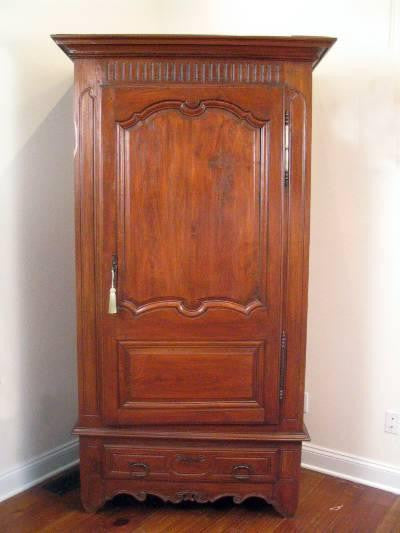 French Carved Cupboard