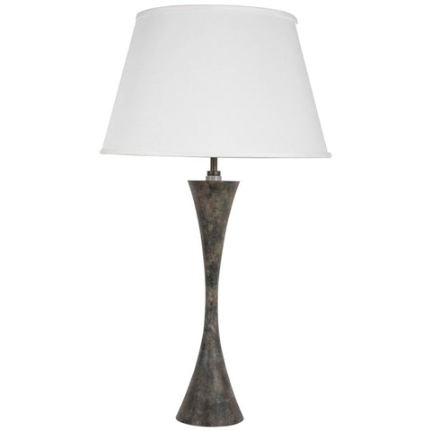 Stewart Ross James for Hansen Verdigris Table Lamp