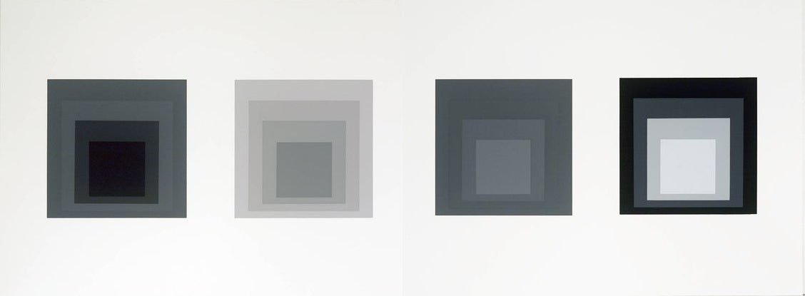 Josef Albers from Formulation: Articulation, Folio I / Folder 23
