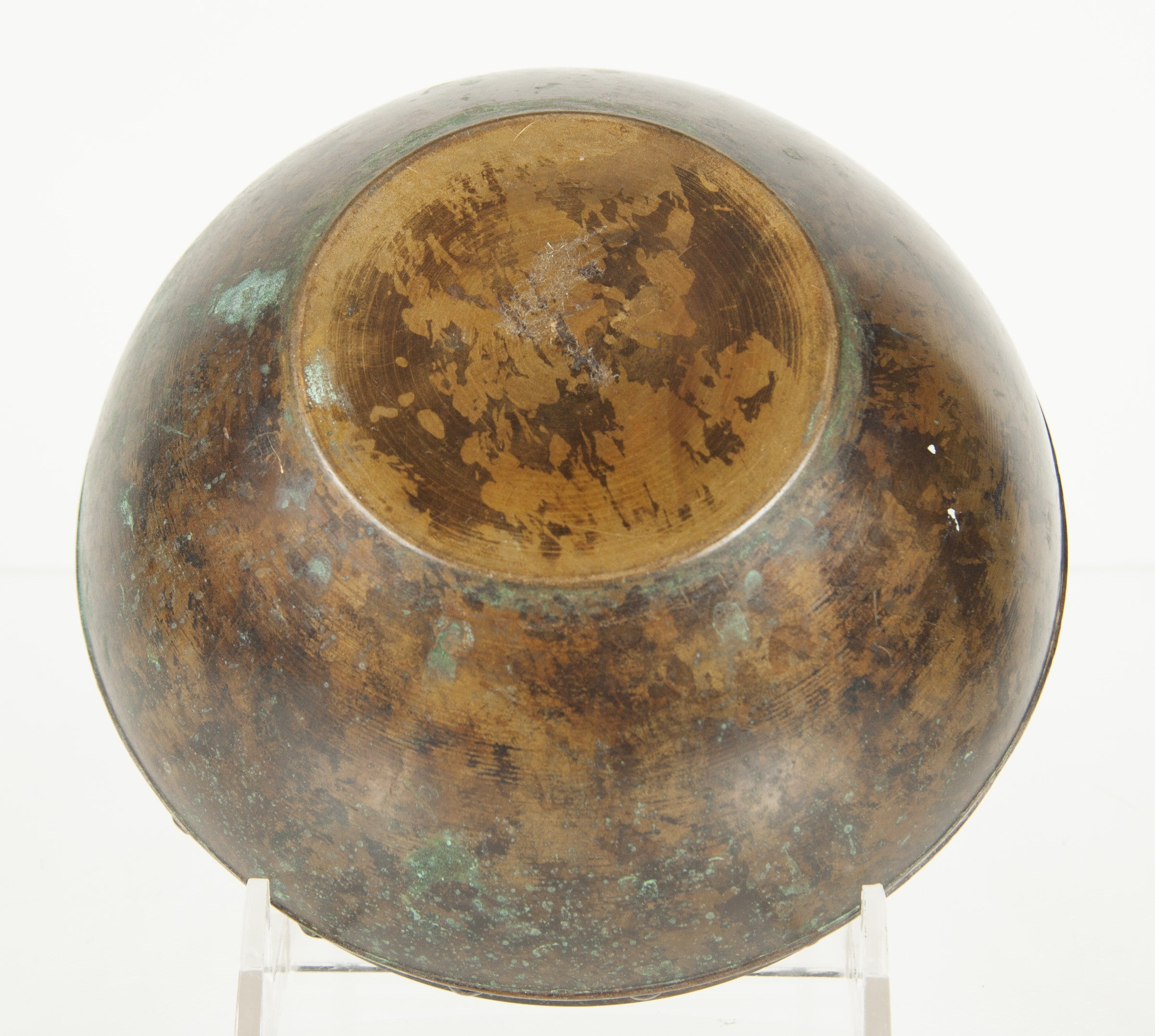 Bronze Bowl Attributed to Grand Tour after the Antique.