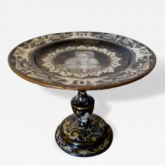 A Fine 19th Century French Limoges Tazza