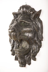 A Large Architectual Element of a Lion From Union Railroad Station Worcester, MA