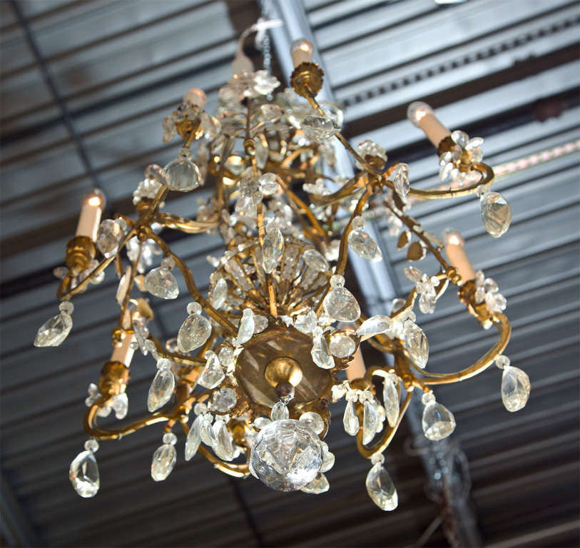 Early Bagues Chandelier