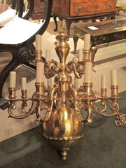 Dutch Baroque Style Chandelier