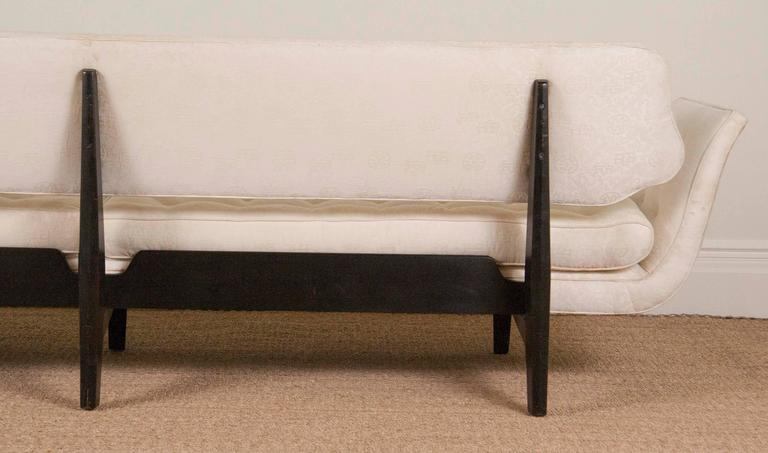 "Large Sofa ""La Gondola"" by Edward Wormley"