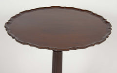Pie Crust Tilt Top Table