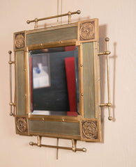 Bronze Aesthetic Period Mirror