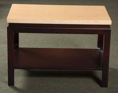 Pair of Paul Frankl for Johnson Furniture Side or End Tables