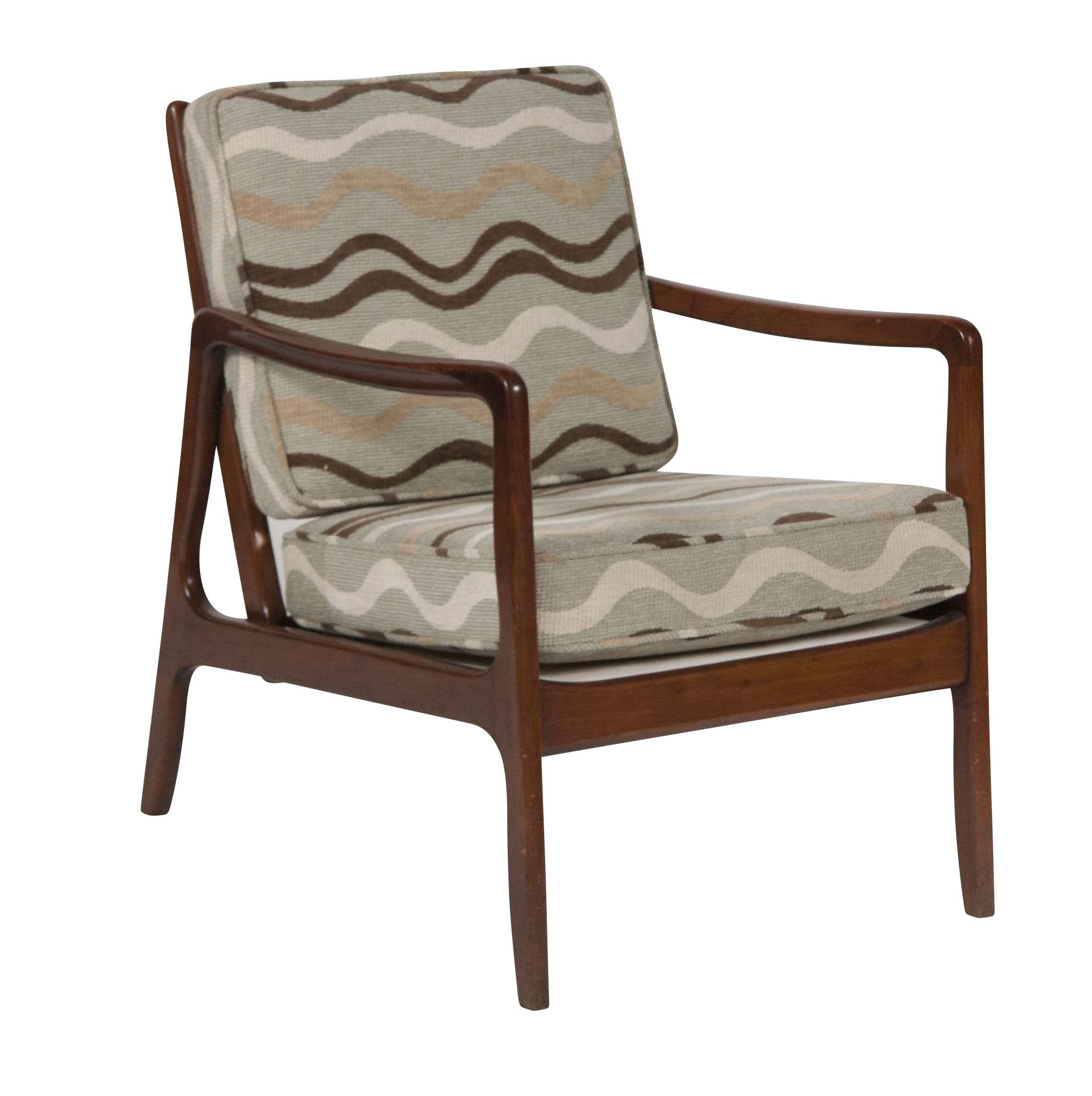High Quality Danish Modern Armchair