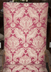 William Kent Style High Back Armchair