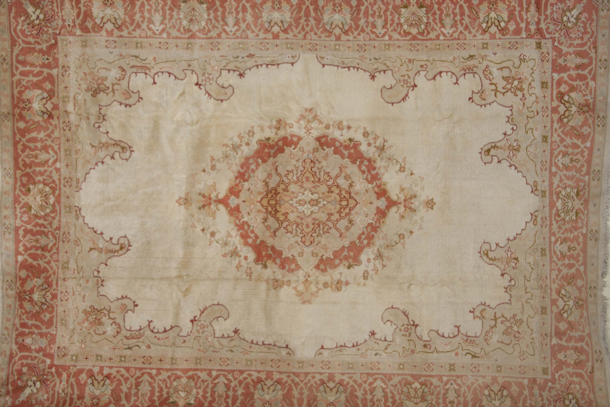 Turkish Ushak Carpet