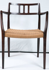 Pair of Niels Moller Arm Chairs