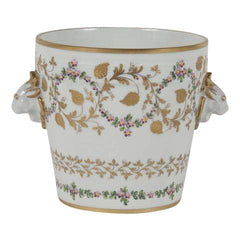 French Ceramic Cachepot