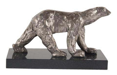 Bronze Bear after French Sculptor Francois Pompon