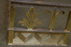Art Deco Fire Fender