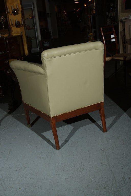Pair of Vienna Secessionist Influenced Chairs